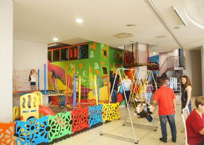 Festa Infantil Estrutura